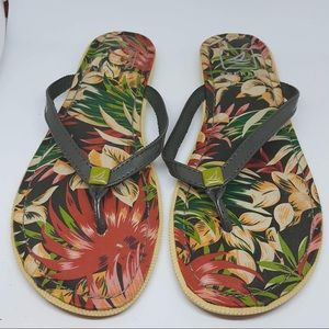 Sperry top-sider tropical flip flops sandals 5M